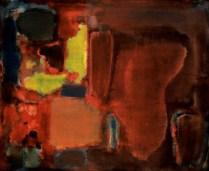 Rothko de transición: 1948, Nº 18. Colección Joseph HackmeyTel Aviv