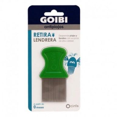 liendrera Goibi barata y eficaz - Elimina los piojos de modo eficaz