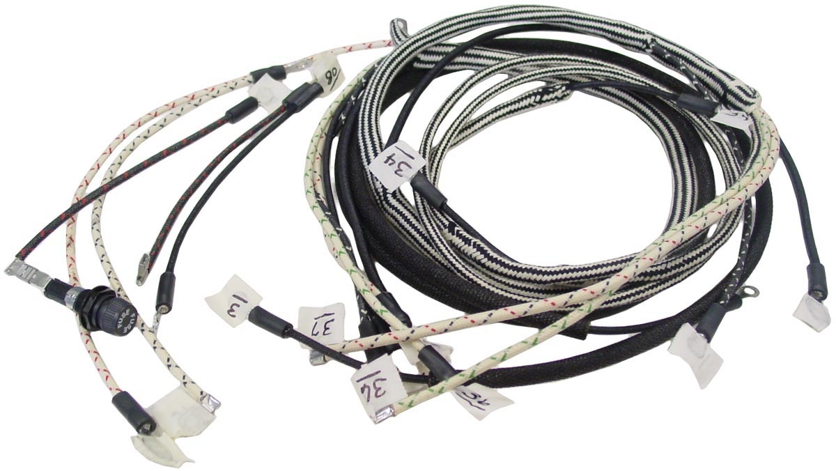 Farmall 140 Wiring Harness