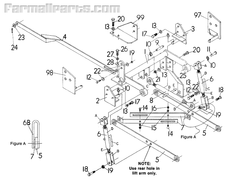Electrical Wiring Diagram Farmall 350