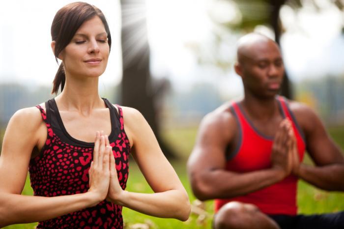 Ежедневные занятия йогой снижают артериальное давление