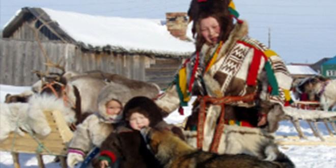 Ненецкий автономный округ (Российская Федерация) E-health is improving health services across the WHO European Region, including for nomadic populations in the Nenets Autonomous Okrug, Russian Federation.