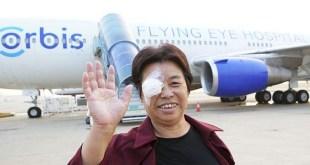 Begini Fasilitas Pesawat Edukasi dan Rumah Sakit Mata Orbis Generasi Terbaru