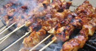 sate-gosong
