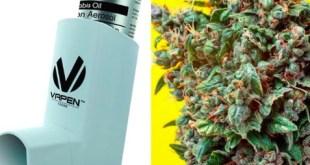 Ganja Inhaler Mulai Dijual Online