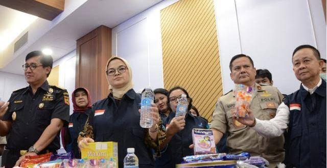Pangan Ilegal dan Kedaluwarsa Senilai 60 M Disita BPOM dalam Operasi Opson 2019