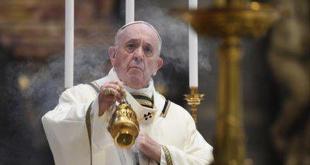 Paus Fransiskus Doakan Apoteker yang Bekerja Keras Bantu Pasien COVID-19