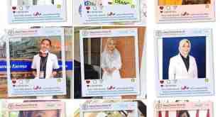 Ribuan Apoteker Indonesia Ramaikan Ultah IAI ke 65 di Media Sosial