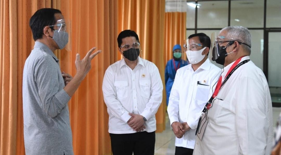 Presiden Jokowi Optimis Vaksin COVID-19 Tersedia Januari 2021