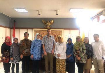 Tim Leader Gita Project Paparkan Kegiatan Entrepreneurship Education di Unpad