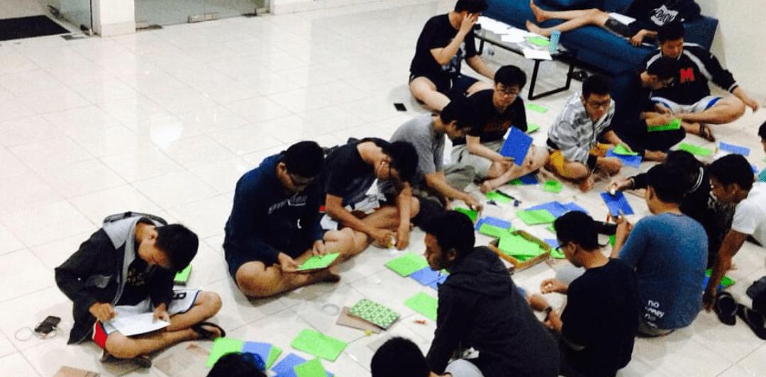 Program Kakak Asuh FFUP 2015