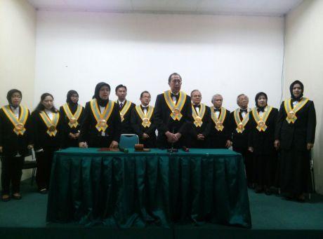 anggota senat PMB