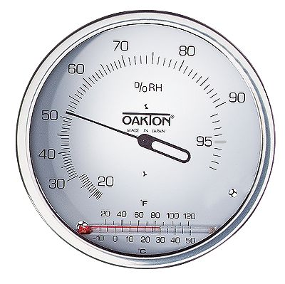 thermohygrometer analog