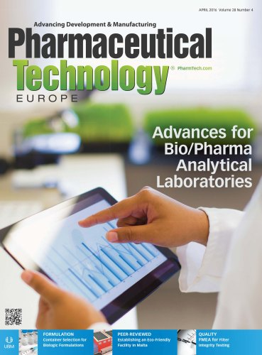 Download Ebook Pharmaceutical Technology Europe
