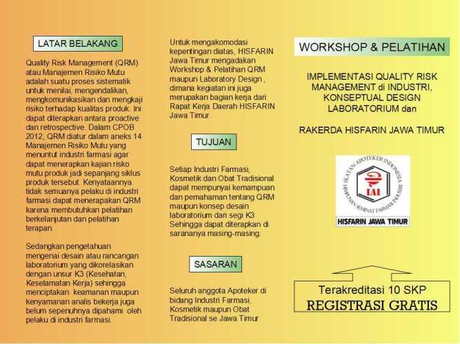 Mengikuti Workshop Hisfarin Jawa Timur 14 Mei 2016 (bagian 1)