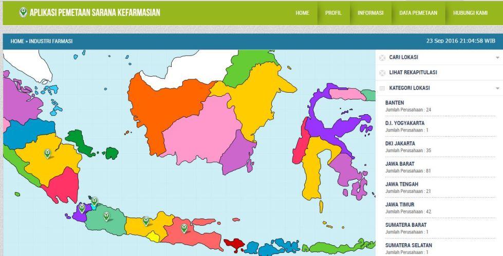 Daftar Pabrik Farmasi Indonesia Beserta Alamatnya (bagian 2)