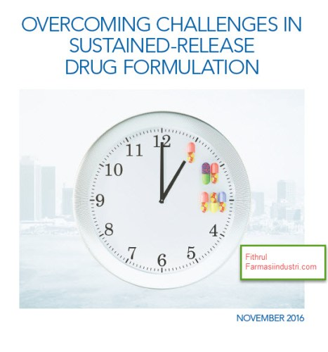 Download Ebook:Overcoming Challenges in Sustained-Release Drug Formulation