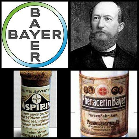 """Bayer AG: Dari Limbah Tak Berharga Menjadi """"Raksasa"""" Kimia dan Farmasi Dunia (Bagian Kedua)"""