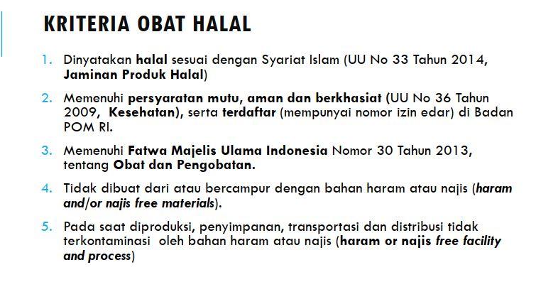 """Share materi """" Tantangan Industri Farmasi dalam Implementasi Sertifikasi Halal"""""""