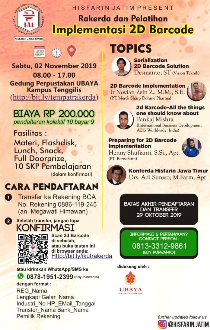 Seminar Hisfarin