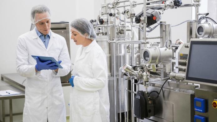 In Process Control Farmasi
