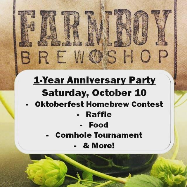 1-Year Anniversary Party & BoH Oktoberfest Contest!