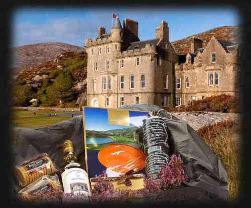 Amhuinnsuidhe Castle Estate products