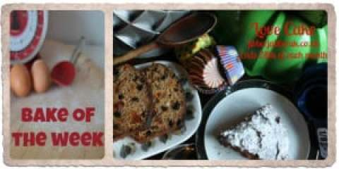 Bake of the Week and Love Cake