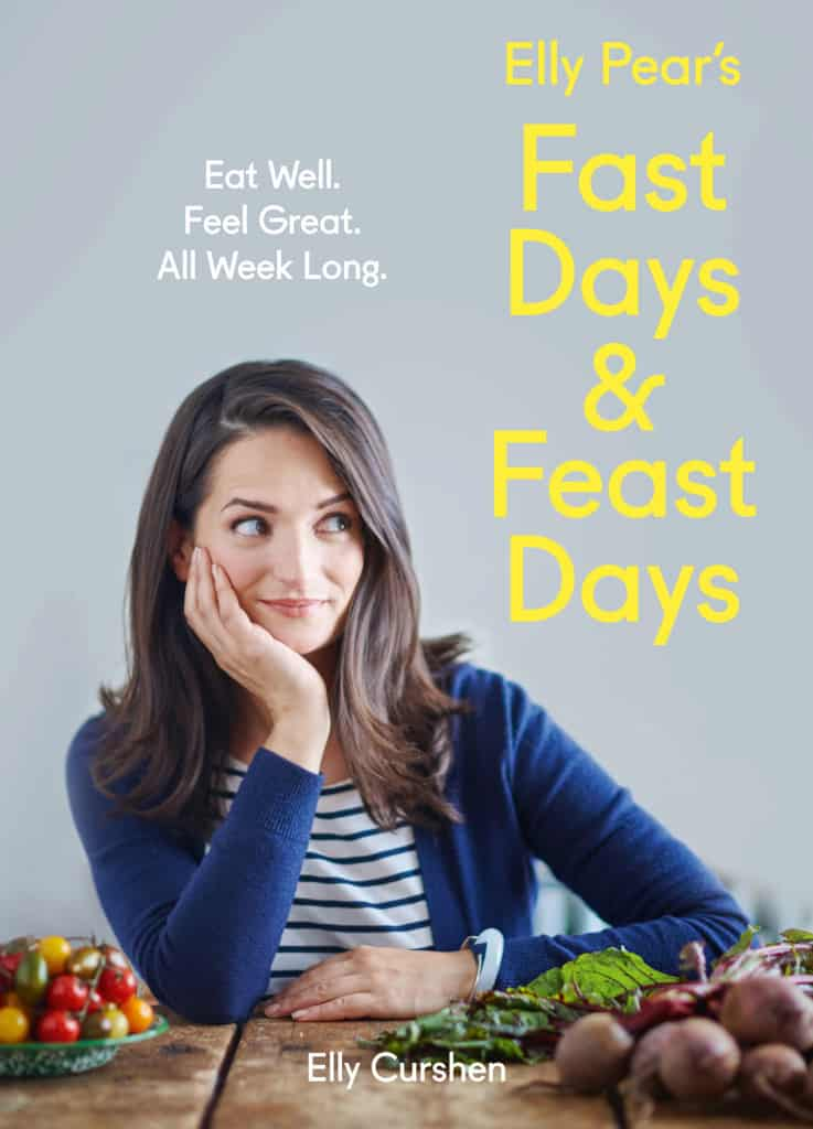 Elly Pear's Fast Days and Feast Days book cover