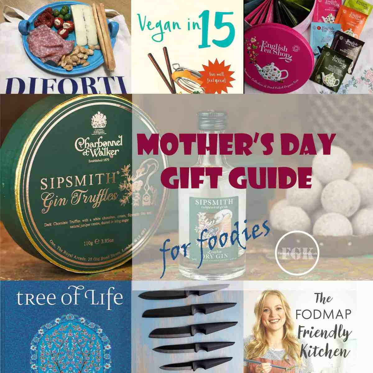Mother's Day Gift Guide and a Giveaway