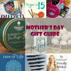 Mother's Day Gift Guide for Foodies