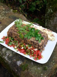 Savoury Nut Loaf - Meat free