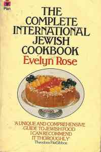 International Jewish Cookbook