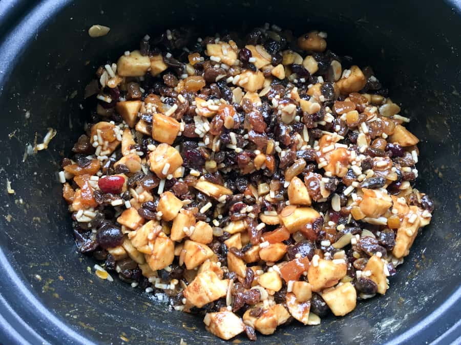 how to make mincemeat tarts from a jar
