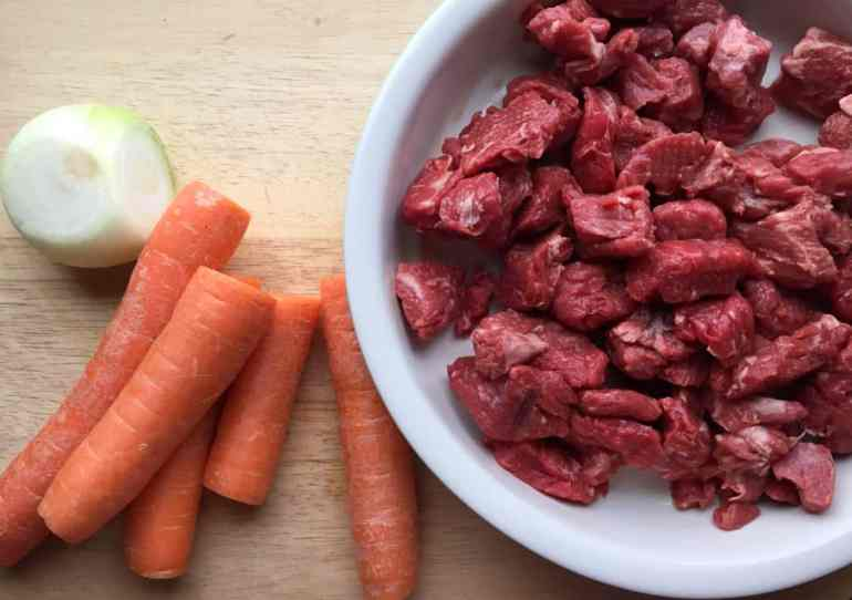 You don't need an expensive cut of meat for the Best Crockpot Beef Stew