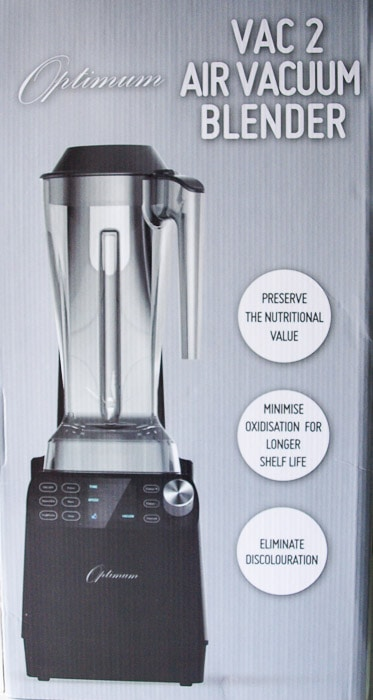 Optimum Vac 2 Air Vacuum Blender Review Farmersgirl Kitchen