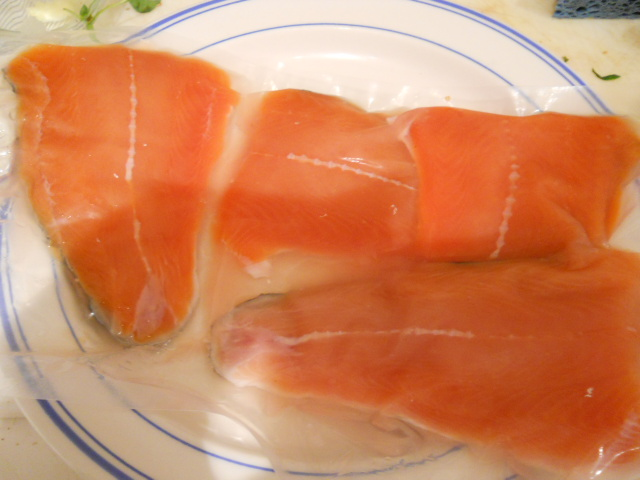 Red Pepper Sauce for Salmon  (1/5)