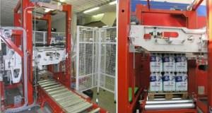 Палетизатор для укладывания упаковок на европаллеты (12)