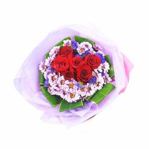 tricia 2 bouquet by farm florist singapore