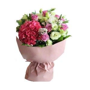brooke rose bouquet by farm florist