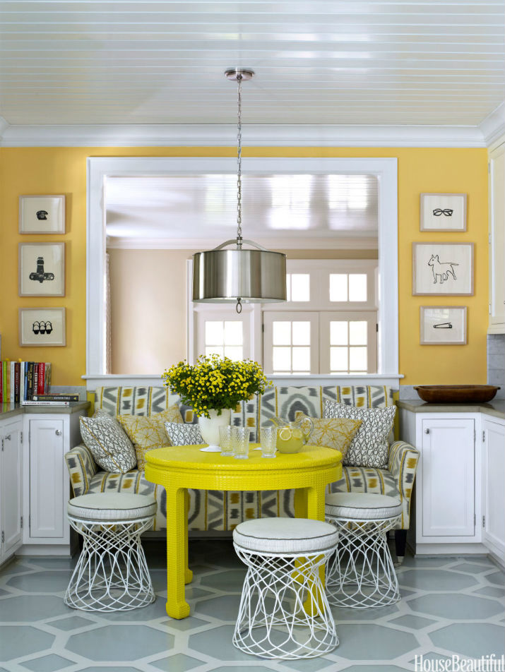 Let the Sunshine In Breakfast Nook Ideas