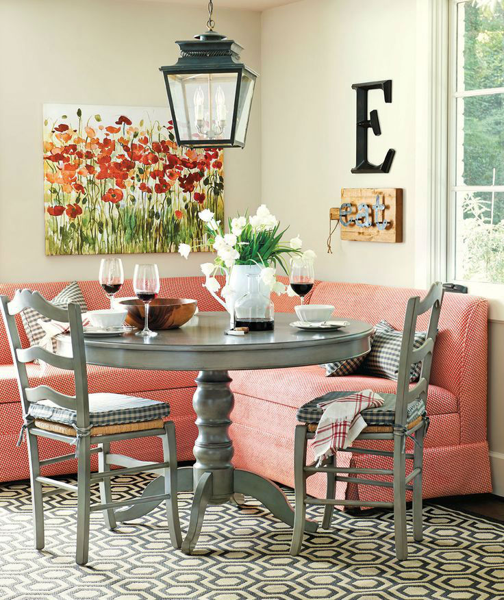 Right at Home Breakfast Nook Ideas