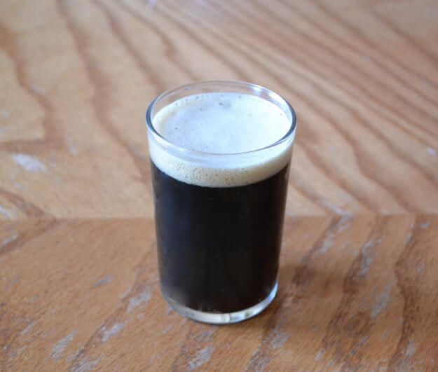 Homemade Irish Stout