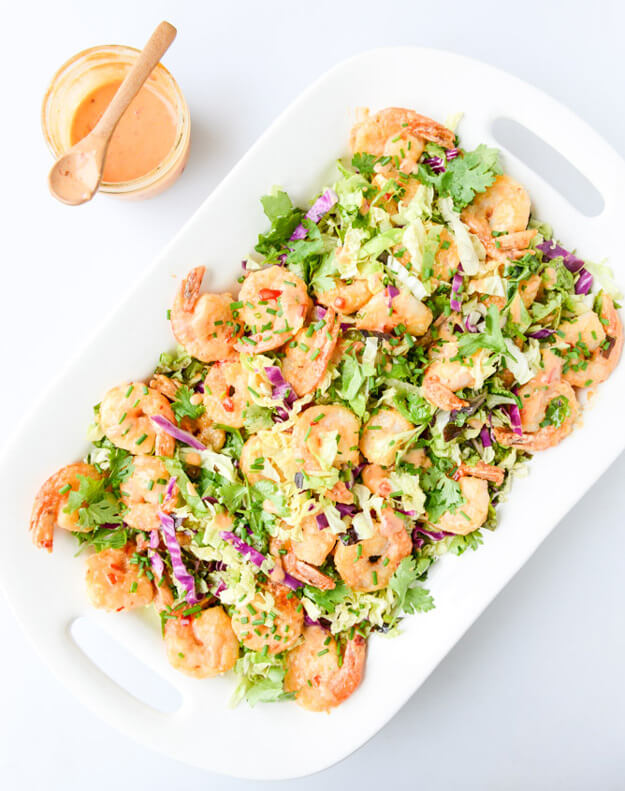 Lightened-Up Bonefish Grill's Bang Bang Shrimp