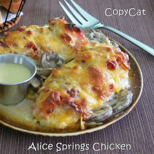 Alice Springs Chicken Copycat Recipe