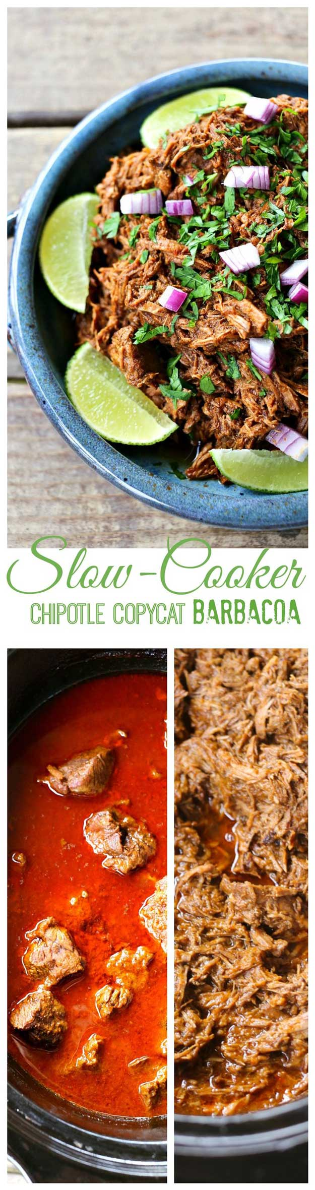 Chipotle Barbacoa Recipe