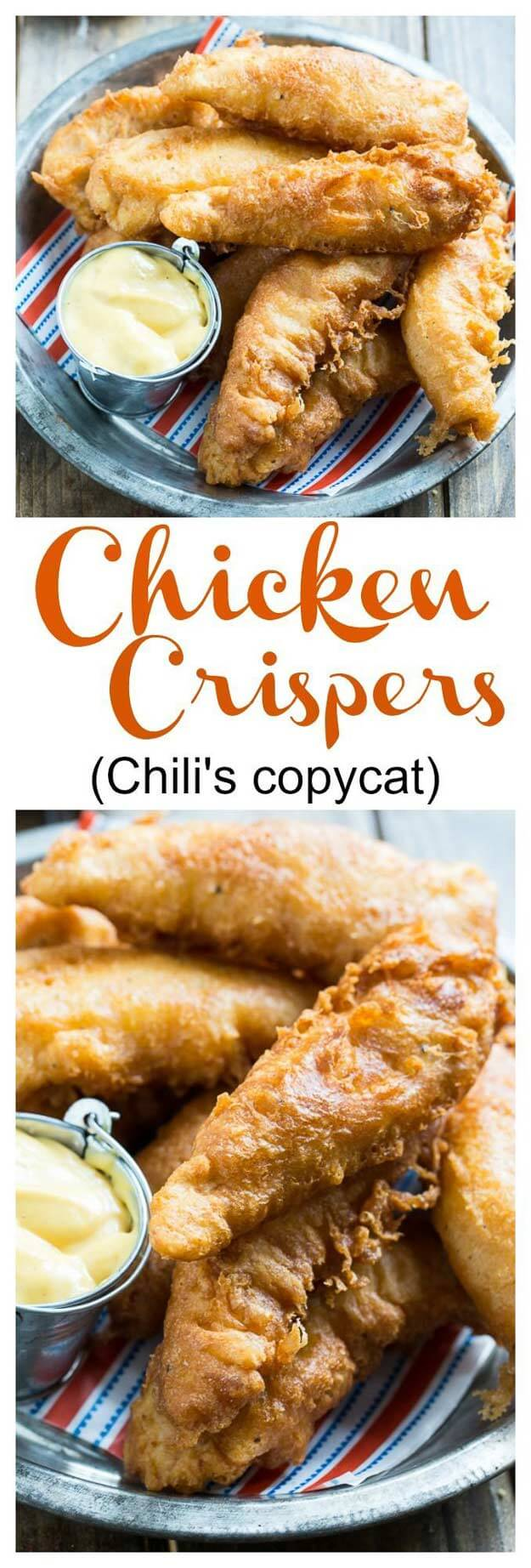 Chicken Crispers Chili's Copycat