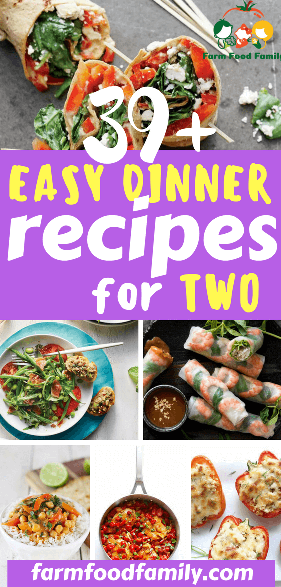 Planning for a date night out but low on budget? Why don't you stay in and skip that fancy dinner! Besides, the most romantic dinner, in my opinion, is one you cook at home. With our simple and easy-to-cook dinner for two recipes, you can definitely whip up a storm and treat your plus one to an evening full of decadent meals.