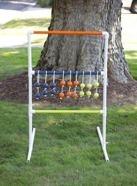 Color-Customized Yard Game Set