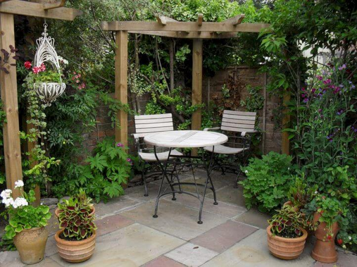 91 small patio decorating ideas on a
